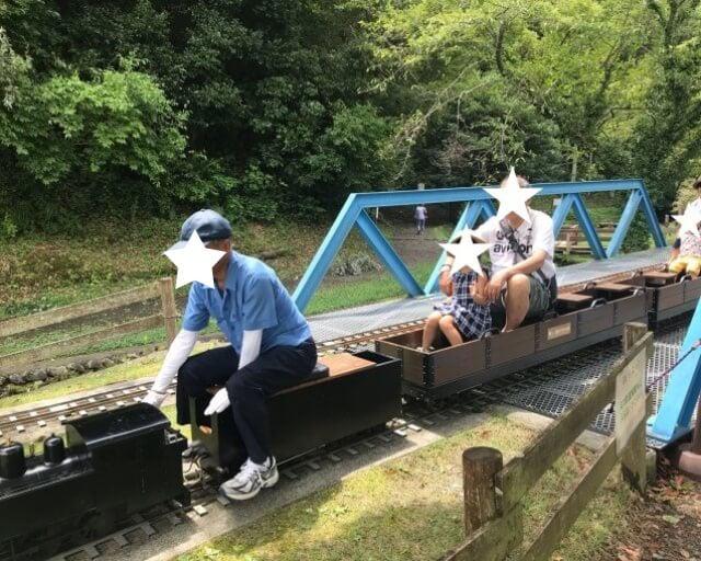 鉄道運行の様子